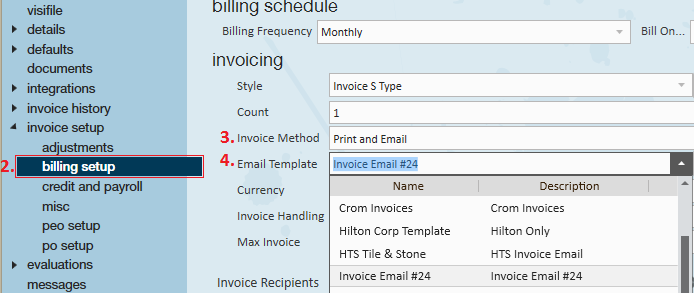 How To Email Invoices TempWorks Knowledge Base - Emailed invoice