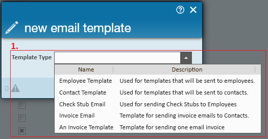 How To Set Up And Utilize Email Templates Tempworks Knowledge Base