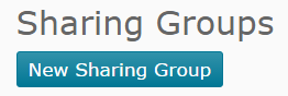 Shows New Sharing Group button.