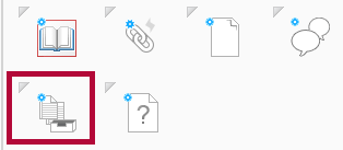 Identifies the Create a Dropbox icon.