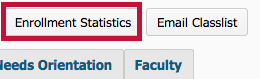 Identifies the Enrollment Statistics button.
