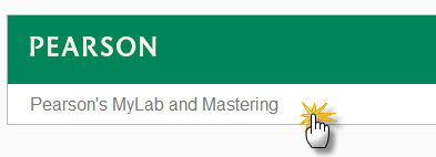 Pearson's MyLab and Mastering icon