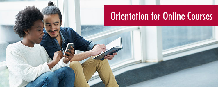 Orientation for Online Courses