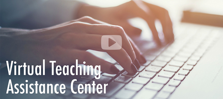 Virtual Teaching Assistance Center