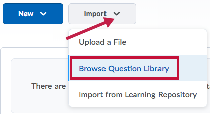 Shows Browse Question Library