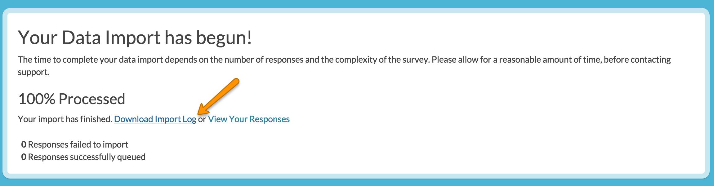 having trouble uploading your spreadsheet surveygizmo help