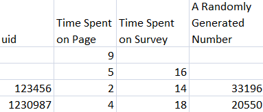 Time On Page Data In Raw Data Exports