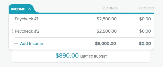 I Use the Allocated Spending Form to Budget. Can EveryDollar Do ...