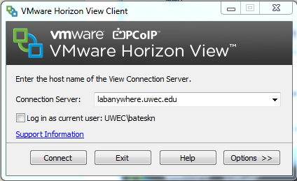 VMware Horizon View Client