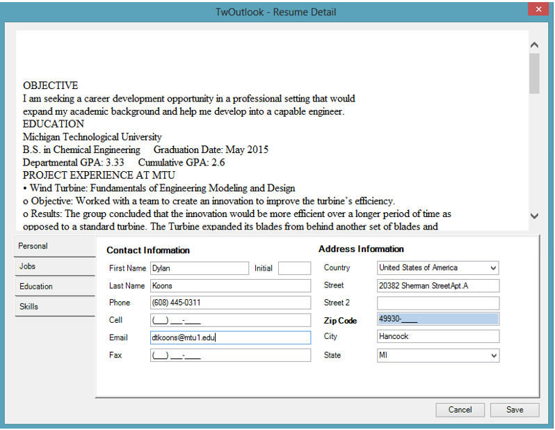how to set up the tempworks outlook plugin tempworks knowledge base