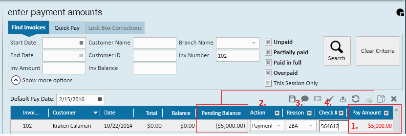 How To Create A Zero Dollar Invoice TempWorks Knowledge Base - Invoice recipient meaning