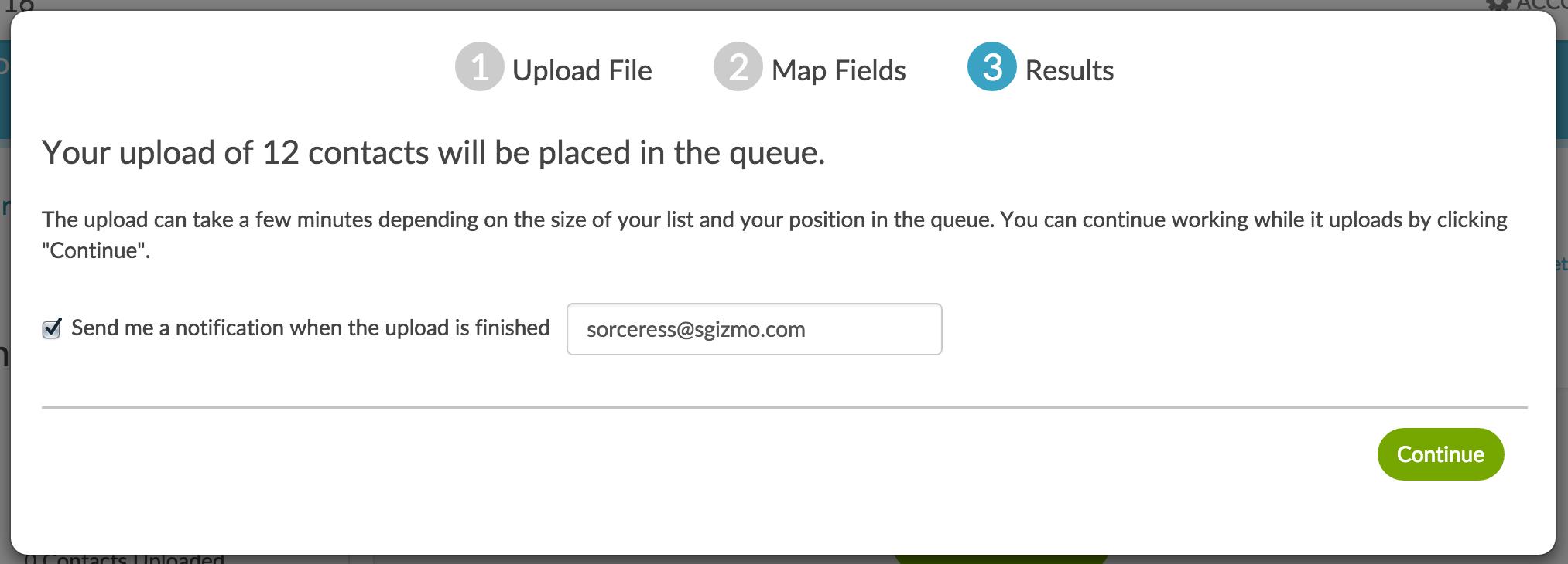 Email Campaign Faqs Surveygizmo Help