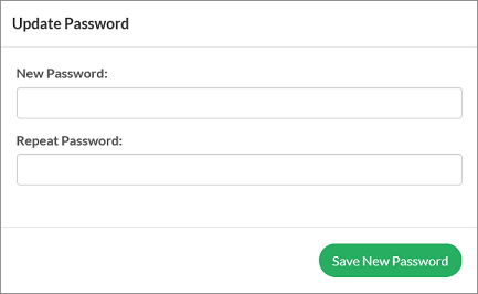 Click Save New Password