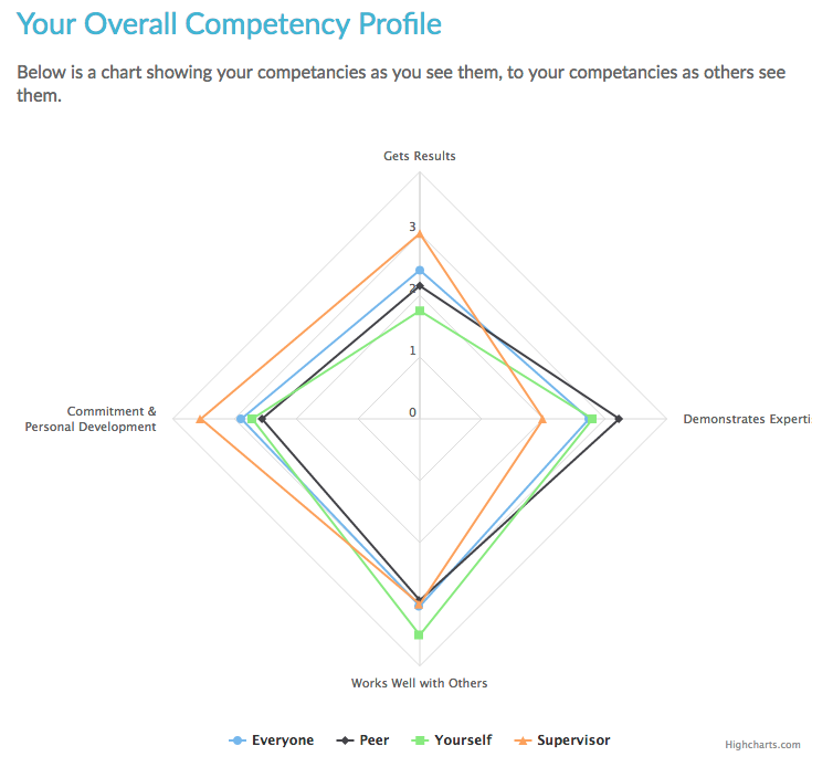 Overall Competency Profile