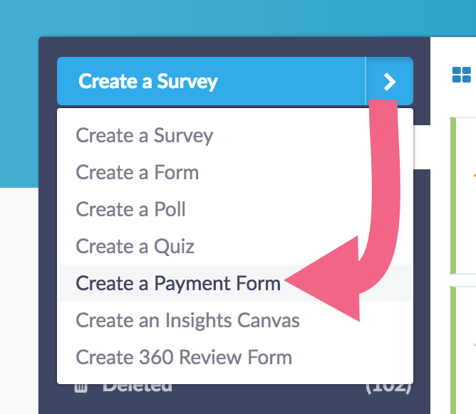 Create a Payment Form