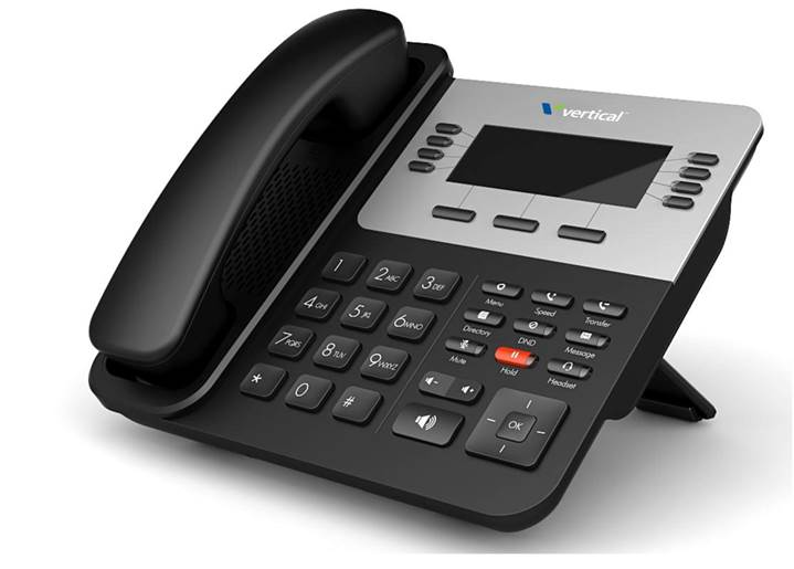 Vertical Edge IP 9830 Handset