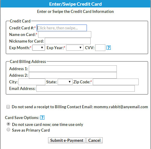 when there is one card on file and multiple cards on file no tools edit settings - Apply For Multiple Credit Cards At One Time