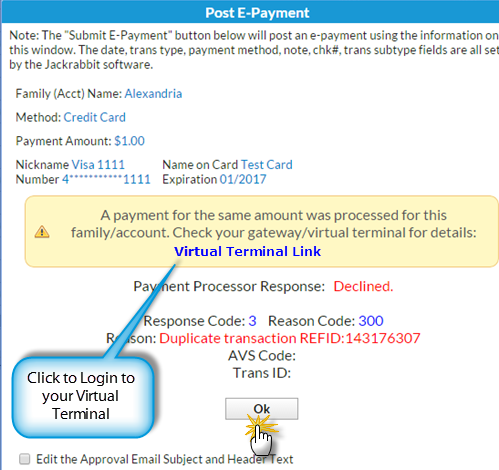 You Can Find The Of Credit Card Failure Codes In This