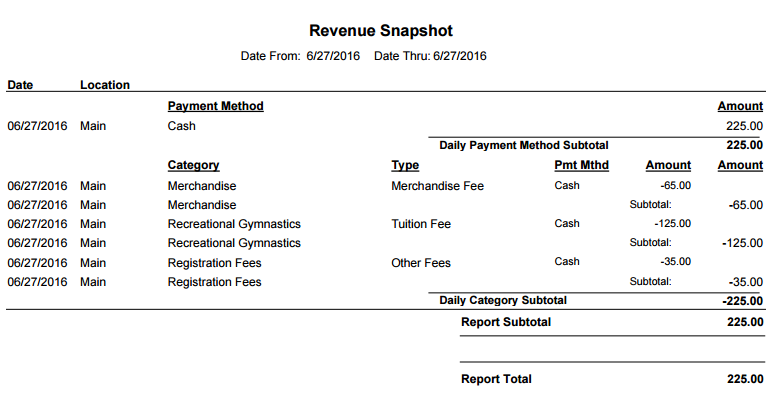 Download IIF File Revenue QuickBooks Desktop Export Jackrabbit - Import iif file into quickbooks