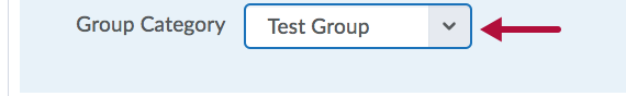 Indicates Group Category