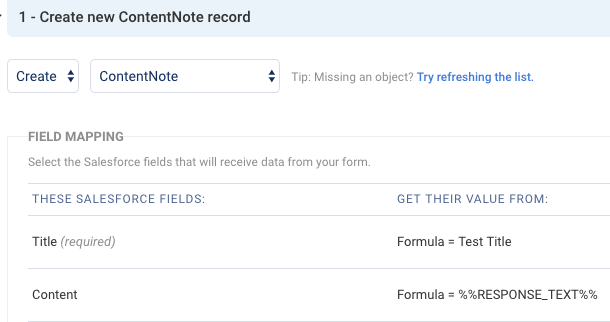 if you would like your salesforce notes to only be available for yourself under your files owned then you do not need to complete any additional steps