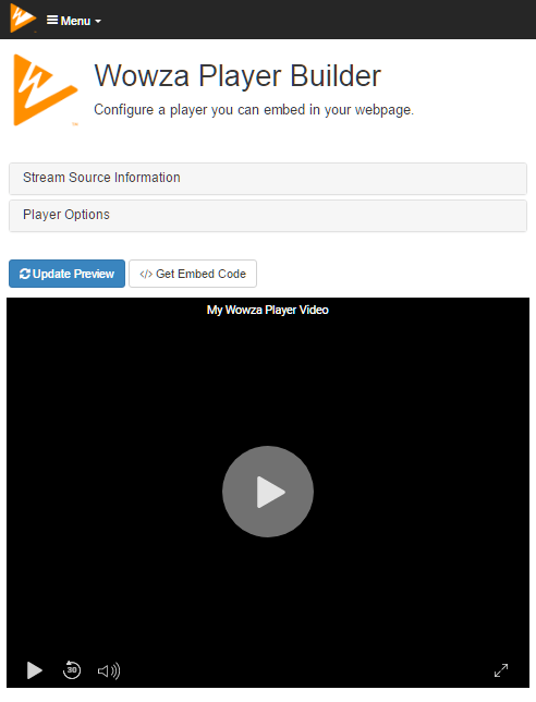 live stream player license