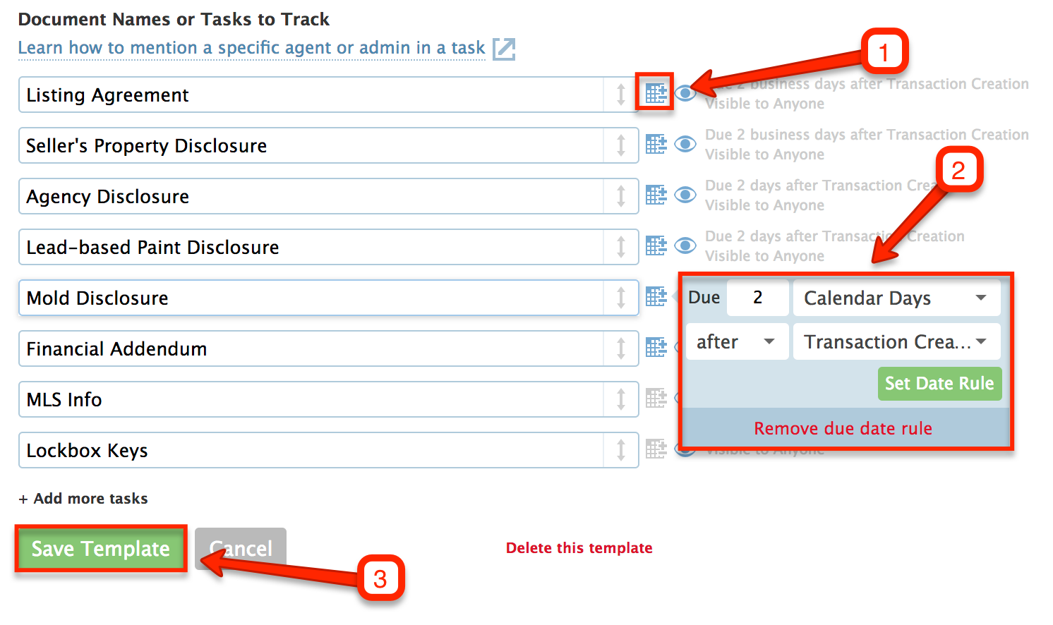 Managing Checklist Templates Paperless Pipeline Learning Center