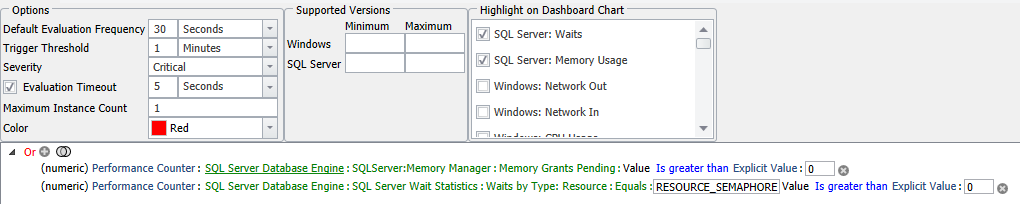 SentryOne SQL Server Memory Exhaustion