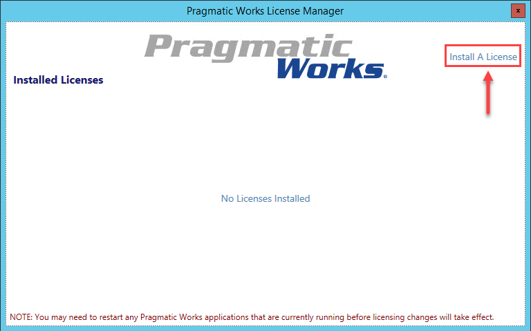 Task Factory Pragmatic Works License Manager