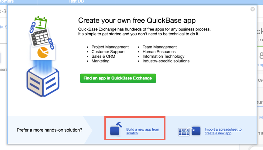 QuickBase Connected App step 2