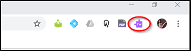 Read&Write for Google Chrome Web Toolbar Icon