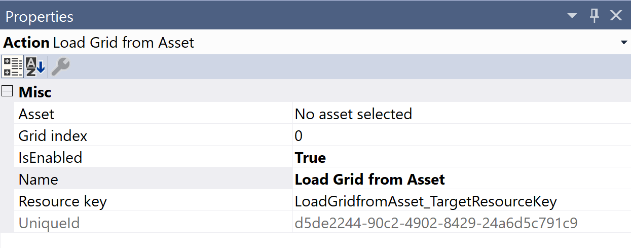 SentryOne Test Load Grid from Asset Properties
