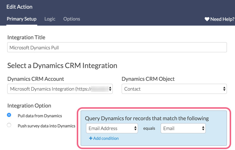 Query Dynamics for Records