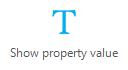 DOC xPress Metadata Viewer Show property value button