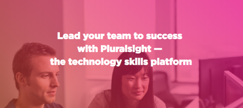 Pluralsight's onboarding guide for plan admins and team managers.