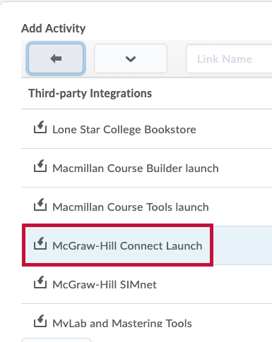 Identifies McGraw-Hill Connect Launch