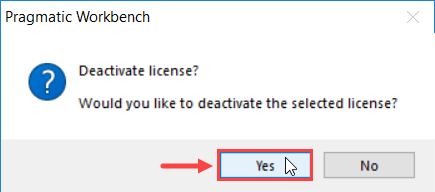 SentryOne Workbench Deactivate License