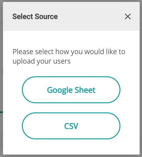 Select source window