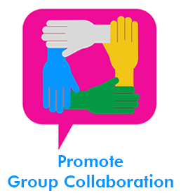 Promote Group Collaboration
