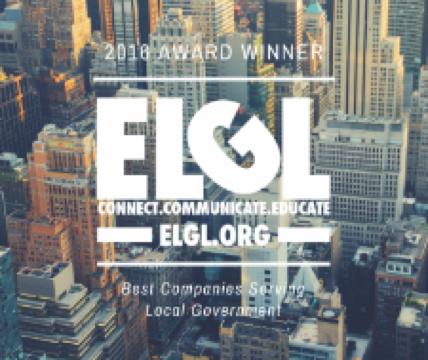 Elgl 2018 Award Winner