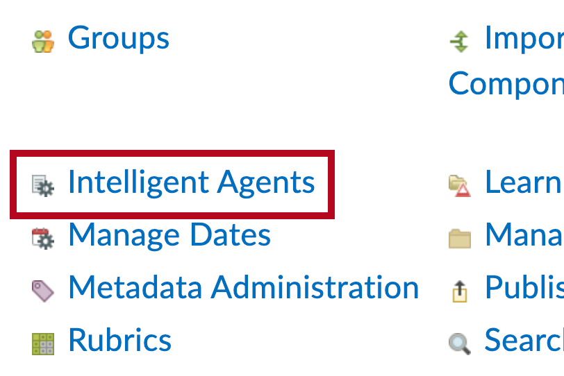 Identifies Intelligent Agents link